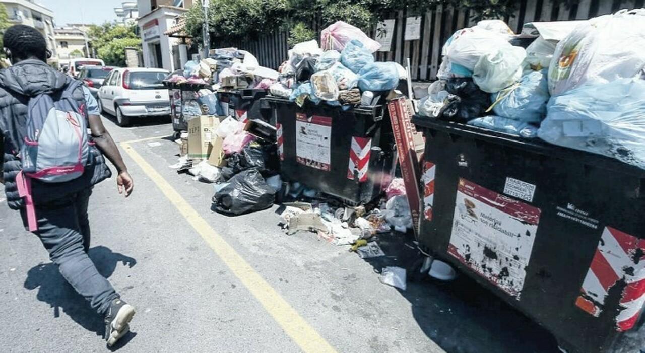 Ama, la resa sui rifiuti: «Raccolta non garantita»
