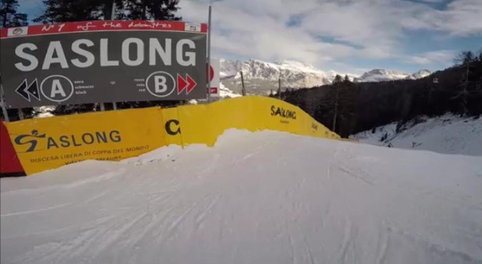 Covid, gli impianti sci Saslong in Trentino contro il governo «Noi non apriremo»