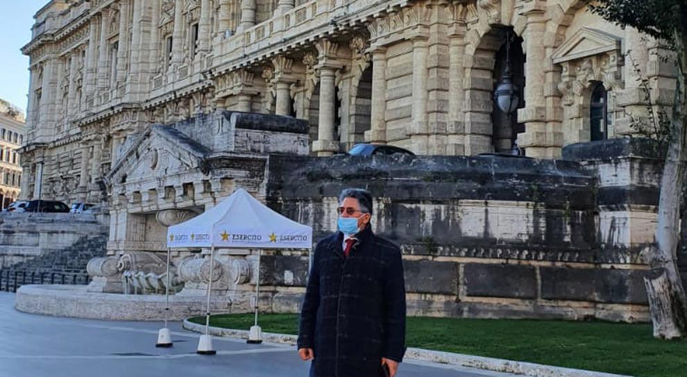 Dino Gavioli: «Edificio in regola, con l'architetto Olivieri mai preso un caffè»