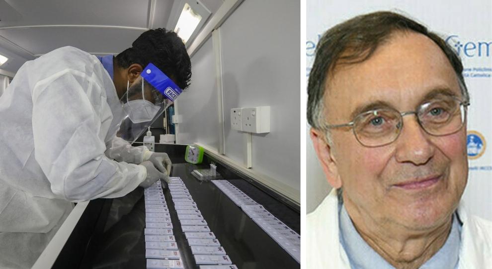 Covid, Roberto Cauda: «Il virus mutato è veloce perché contagia i bimbi»