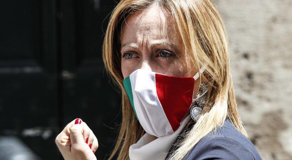 Giorgia Meloni: «Sarà un 2 giugno di piazza contro il disastro giallo-rosso»
