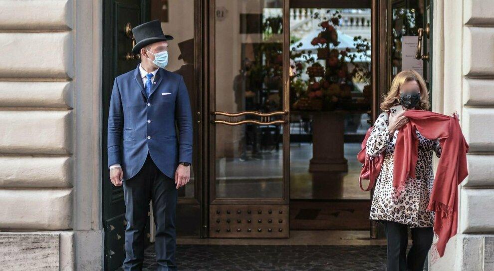 Roma, tornano i turisti: da sabato via libera a viaggi internazionali, attesi inglesi e americani