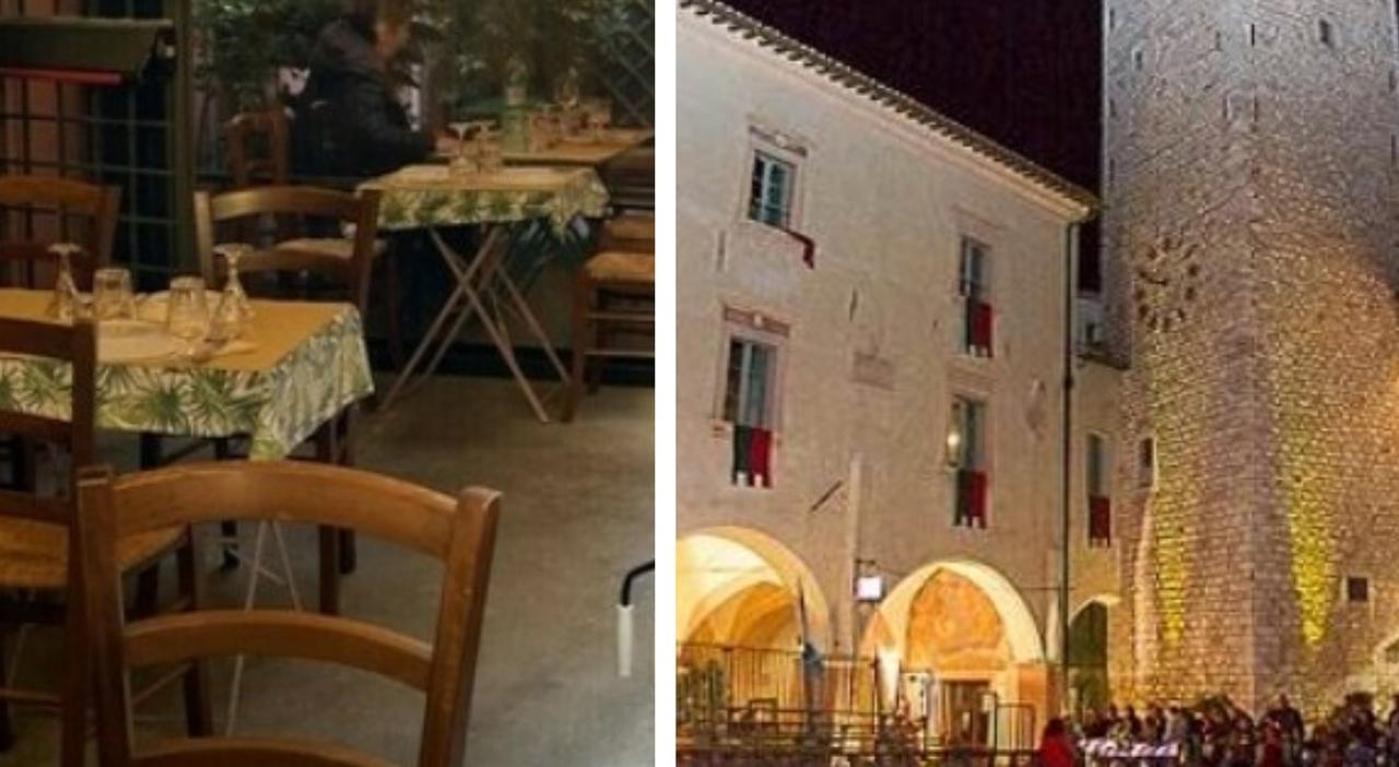 Foligno, boccone di traverso: sessantenne muore soffocato al ristorante. Inutili i soccorsi