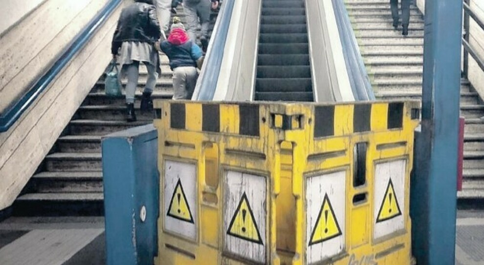 Roma: Guasti, ritardi ed evasione. Saltano le penali per l'Atac