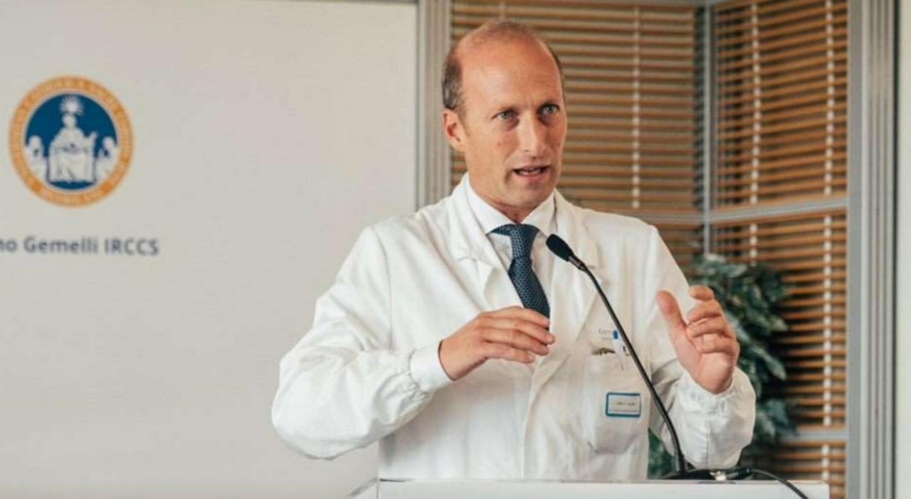 Sergio Alfieri, el doctor que operó al Papa
