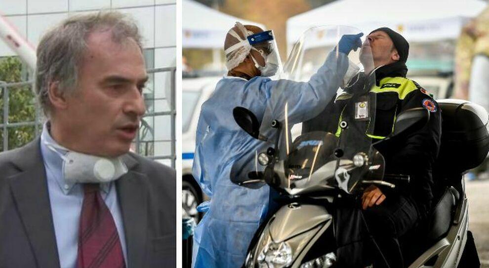 Covid, Ranieri Guerra (Oms): «Mini-chiusure fino ad aprile, picco quasi raggiunto»