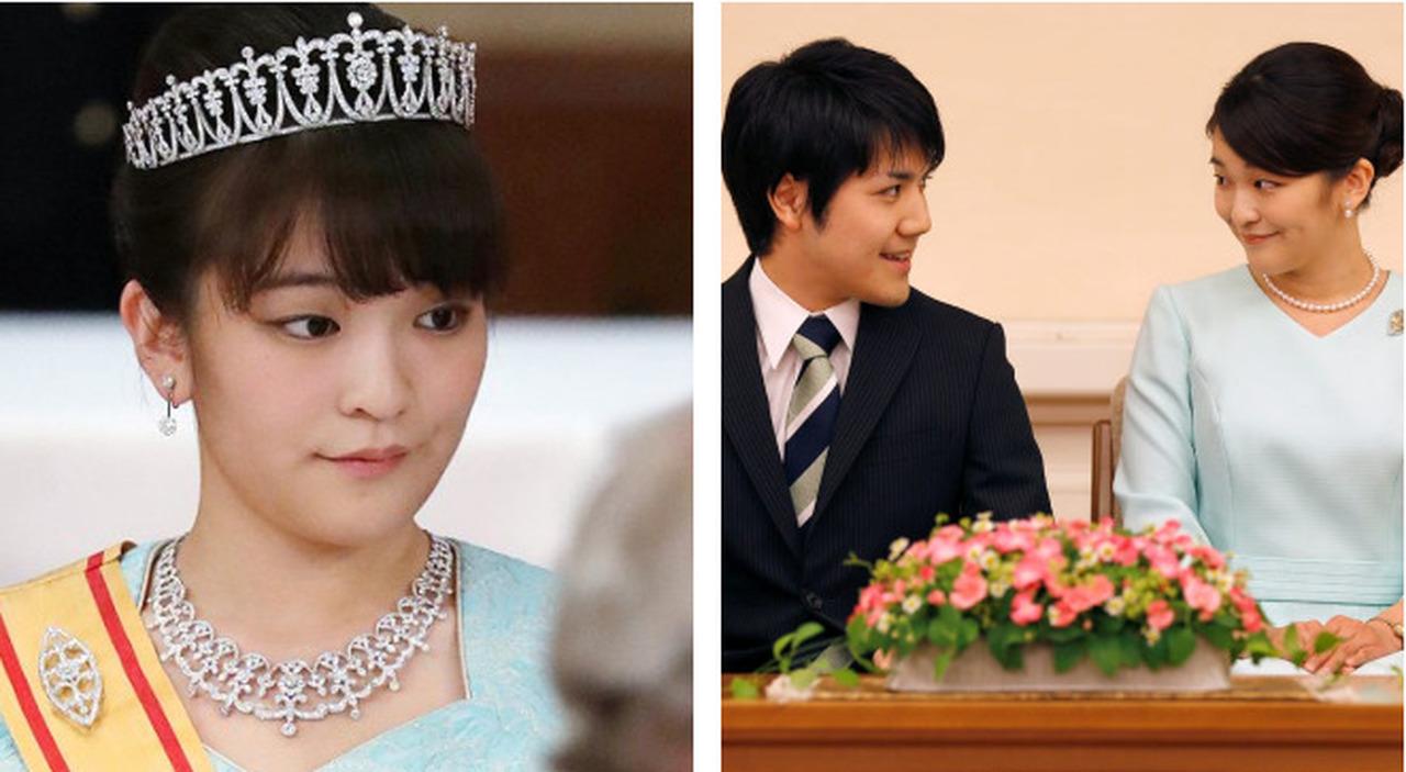 Mako, la principessa del Giappone rinuncia al titolo (e a 1 milione di euro) e sposa l'impiegato