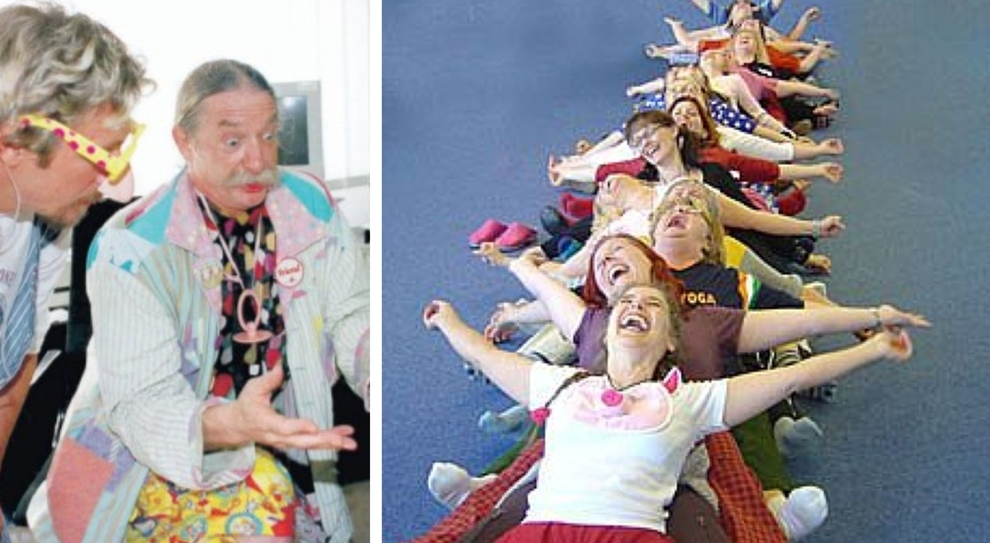 Rebuzzi (professore del Gemelli): «Il cuore si salva con l'ottimismo: la risata riduce il rischio infarto»