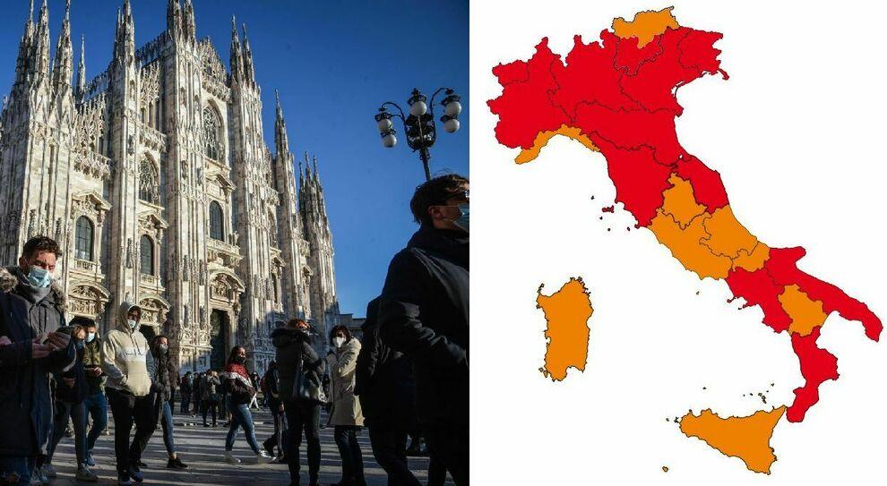 Pasqua zona rossa: seconde case, viaggi, parenti, picnic, viaggi. Ecco cosa si può fare