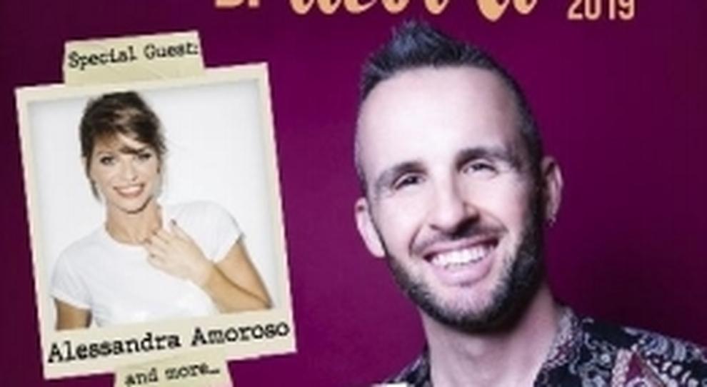 Roberto Casalino il 23 novembre all'Auditorium di Roma: Alessandra Amoroso ospite d'eccezione