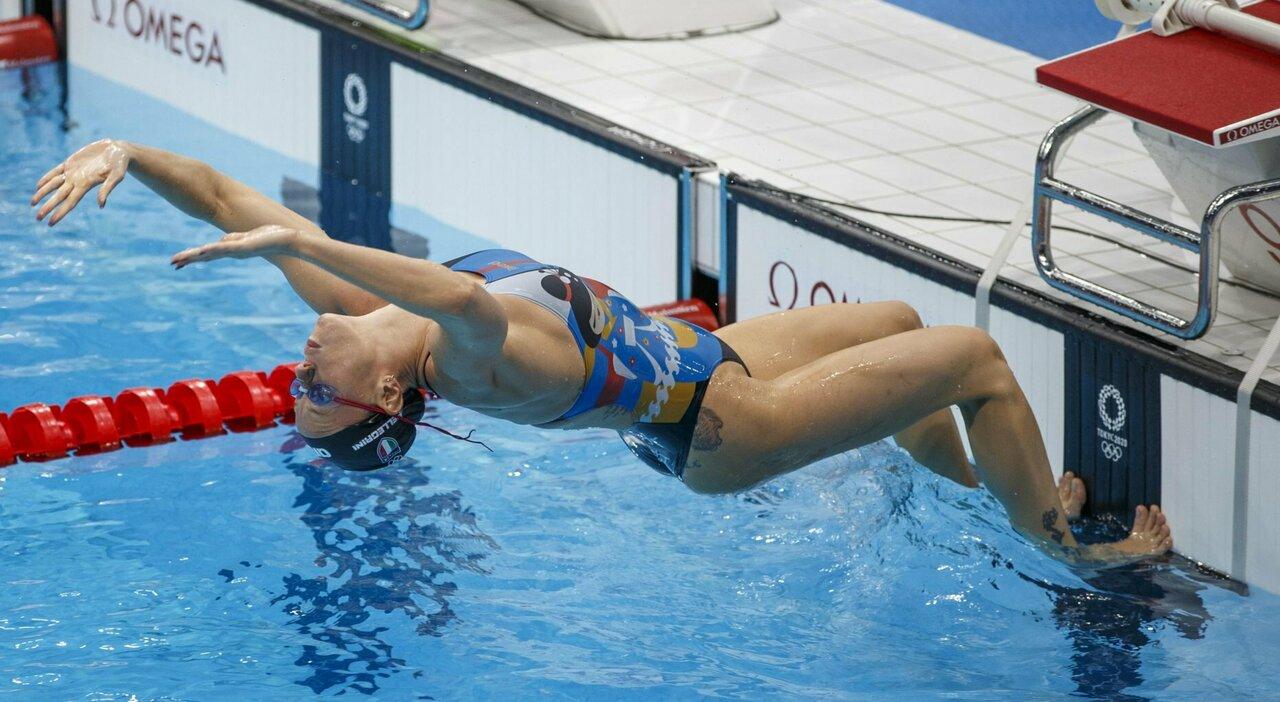 Federica Pellegrini e Simona Quadarella, le Divine del nuoto in vasca oggi alle Olimpiadi