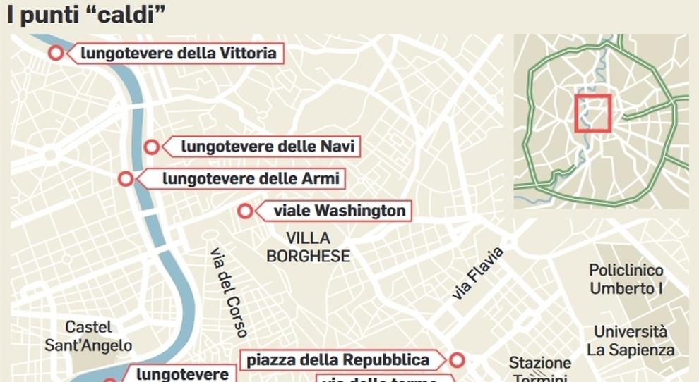 Bus killer, il Campidoglio corre ai ripari: 150 vigili nelle strade