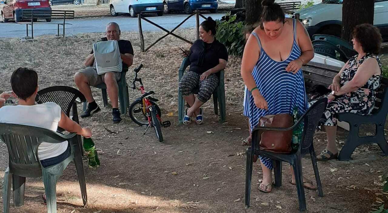 I residenti di San Giovanni nel parco della discordia