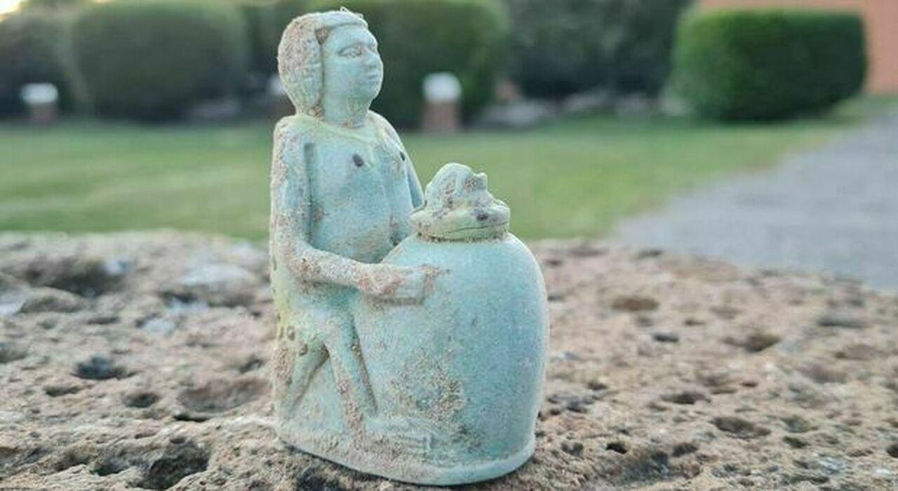 """Vulci, scoperta la tomba della """"ragazza della birra"""": inviolata da 2600 anni"""