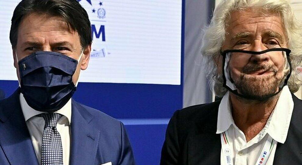 Grillo e l'intervento di Conte: la mossa del (quasi) leader per salvare l alleanza col Pd