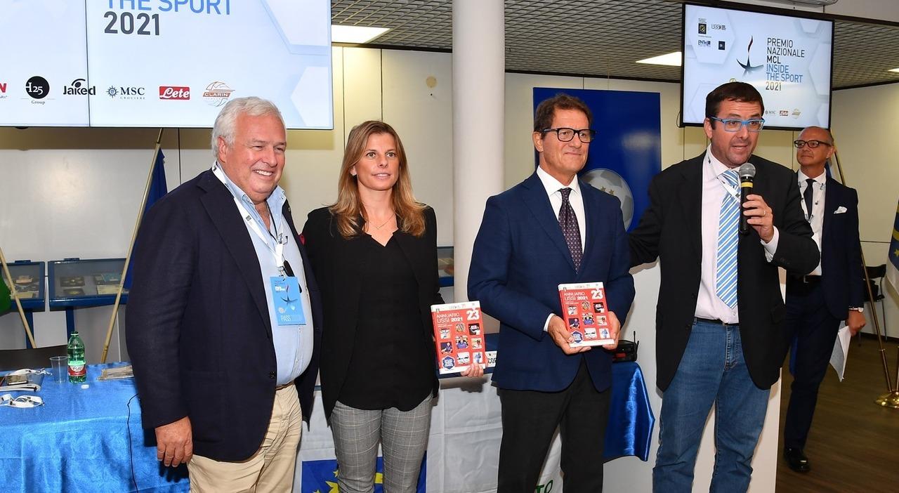 Capello lancia il Napoli: «È l'anno buono per la squadra di Spalletti»