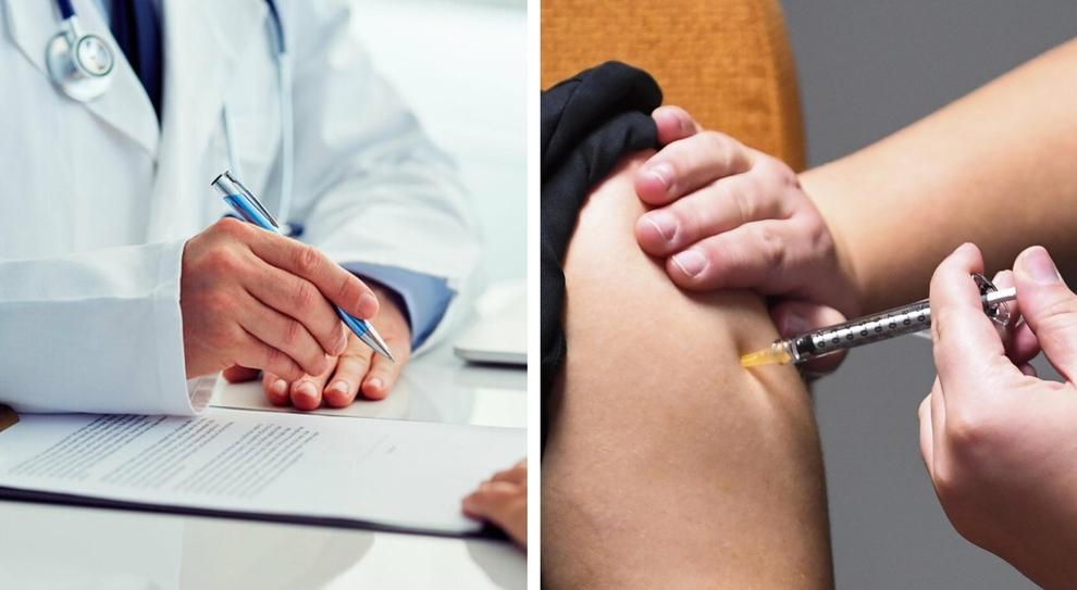 Vaccini dai medici di base senza vincoli per fasce d età. Pressing sull'Ue per nuove forniture
