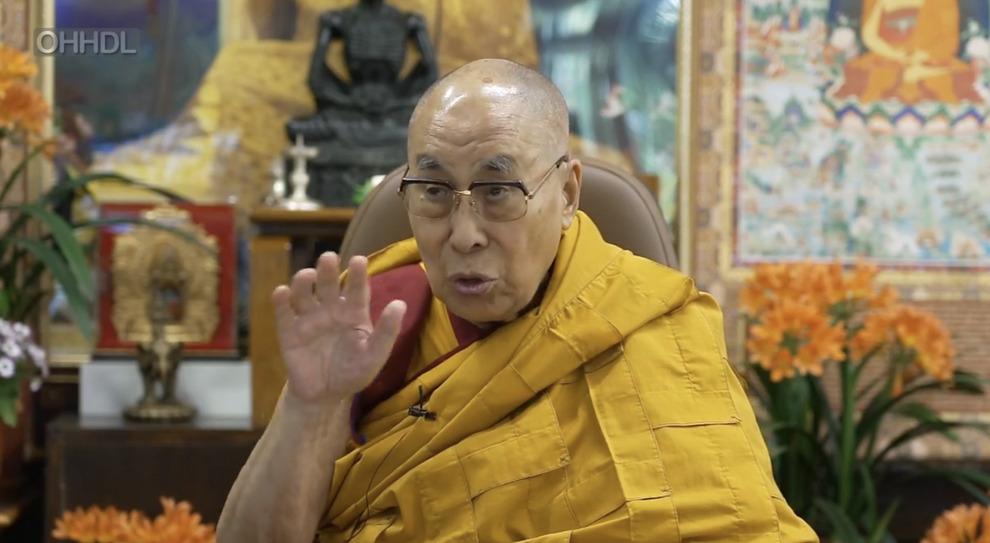 Il Dalai Lama (che Francesco non vuole incontrare): «Il riscaldamento terrestre tra 10 anni seccherà i fiumi»