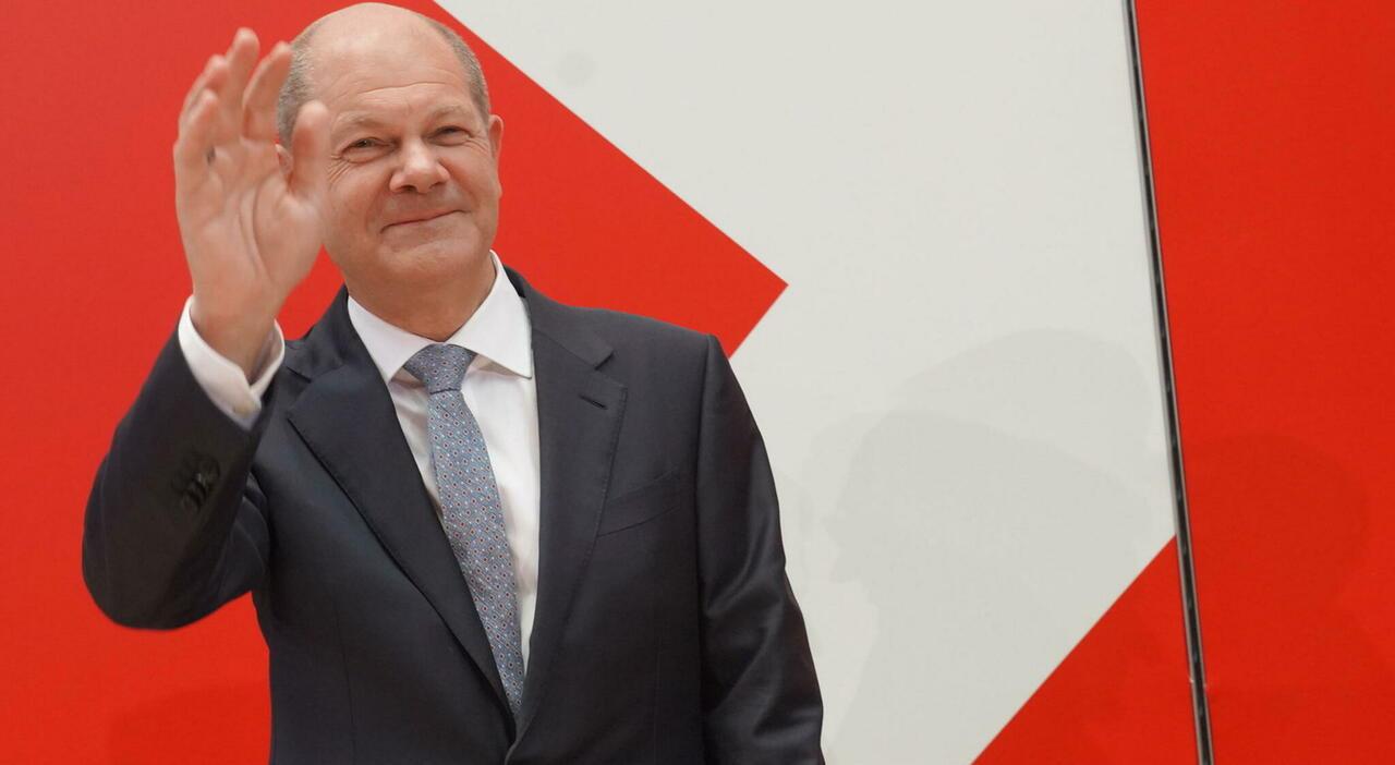 Germania, Spd è il primo partito: «Pronti a governare». Poche chance per la Cdu