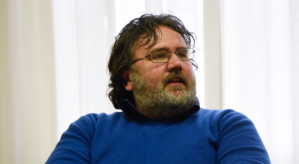Il sociologo Marco Omizzolo