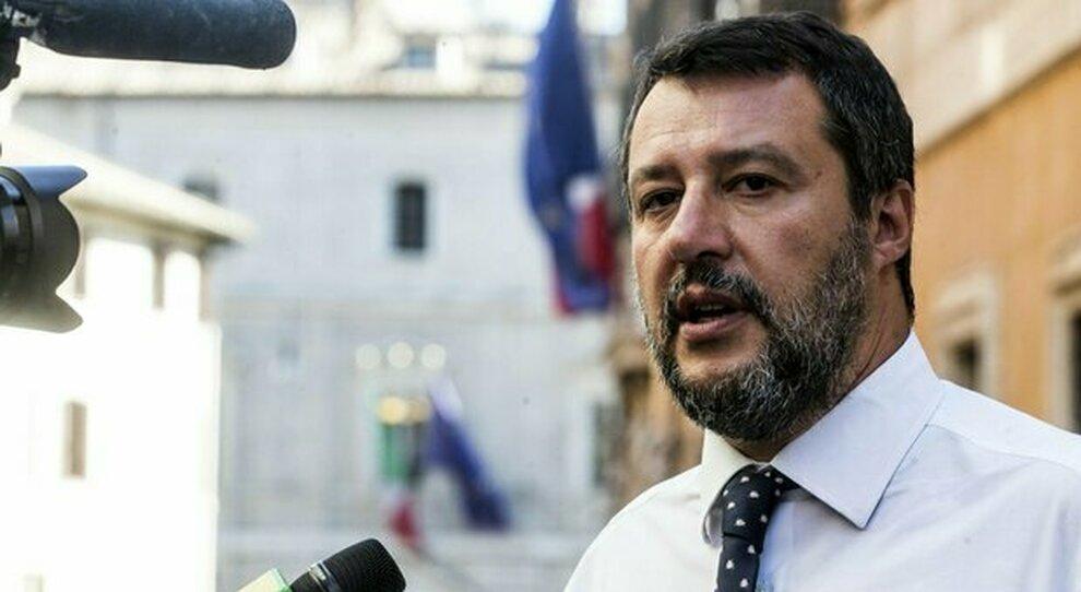 Elezioni Roma, Salvini: «C'è anche la Matone. Il Pd sta minando il governo»