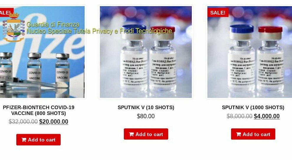 Vaccino, su Telegram gli sciacalli delle fiale: dosi di contrabbando a 155 euro l'una