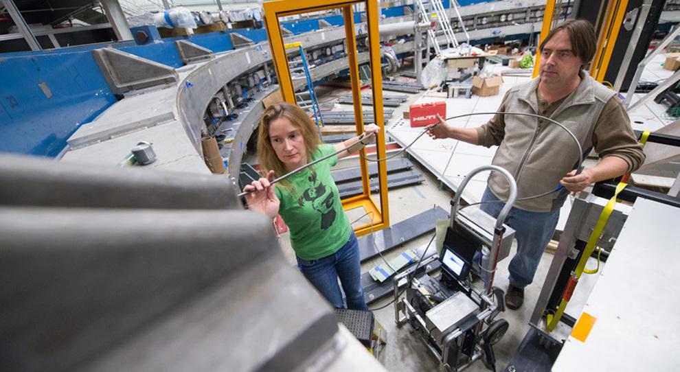 Indizi di nuove particelle nell'universo, nuovo passo avanti dall'esperimento Muon g-2