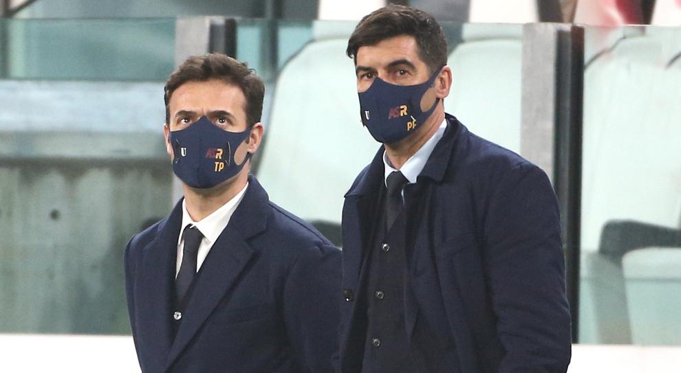 Pinto e Fonseca (foto Gino Mancini)