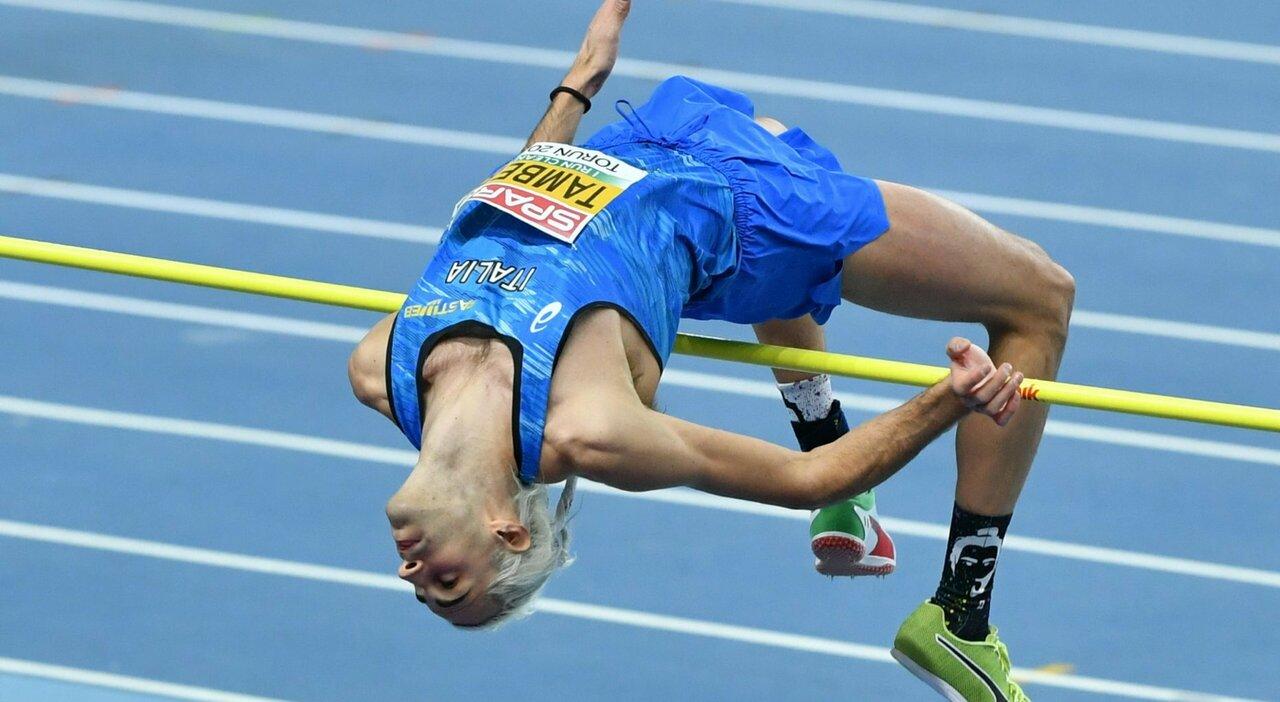 Tamberi: «Da Firenze a Tokyo, un salto verso la medaglia olimpica»