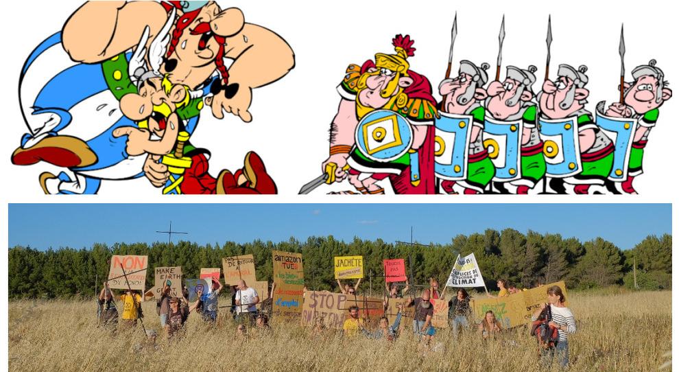 Asterix contro Amazon, il piccolo villaggio che dice no al gigante Bezos