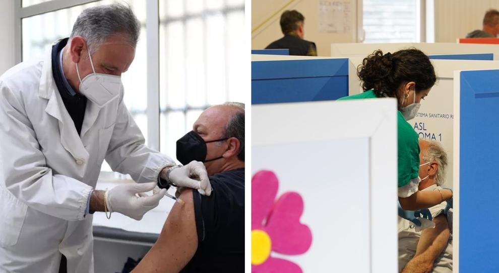 Vaccino, nel Lazio dal 17 maggio prenotazione possibile anche dal medico di base