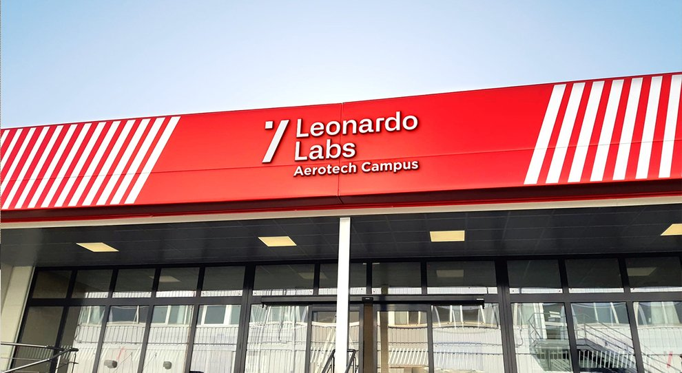 Leonardo, per droni e robot intelligenti il primo test a Castel Fusano