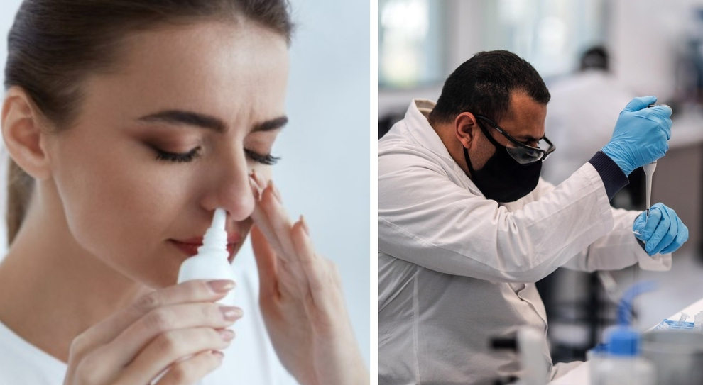 Covid, «uno spray nasale combatte il virus»: la sperimentazione australiana