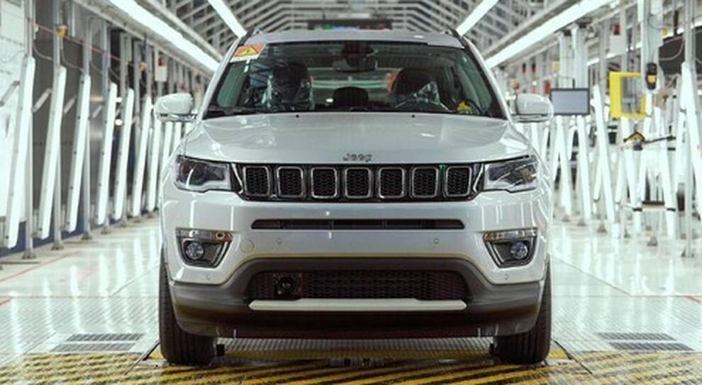Fca Lancia In Italia La Produzione Della Jeep Compass Phev