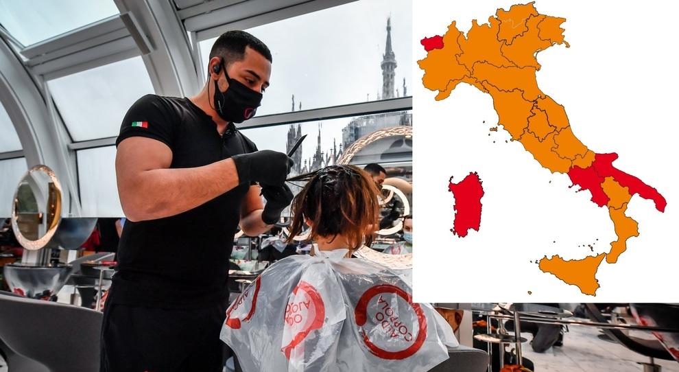 Da oggi l'Italia è quasi tutta arancione: cosa si può fare e cosa può cambiare dal 20 aprile
