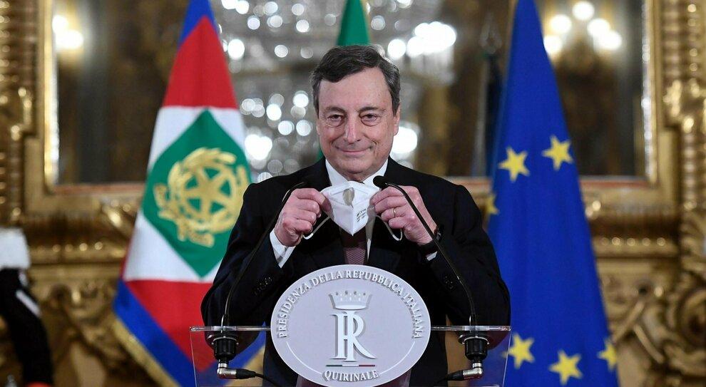 Governo, Draghi si tiene l'Europa e i fili per gestire il Recovery