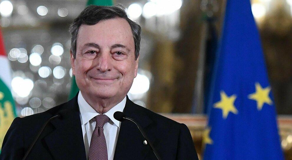 Draghi, un governo per la ripartenza: i 23 ministri più politici che tecnici