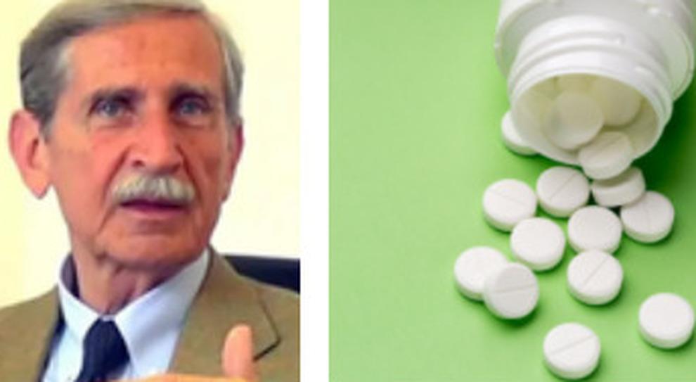 Aspirina come farmaco anti-trombosi, Carlo Patrono: «L'idea che mi ha reso felice»