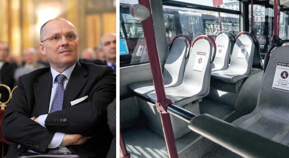 Virus, Ricciardi: «In Italia ci sono ancora 700 focolai, sbagliato non mantenere le distanze su bus e treni»