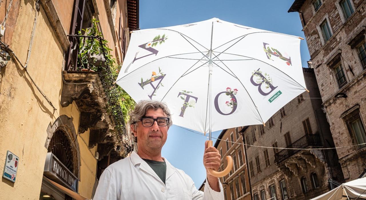 Il farmacista Antonio Lemmi