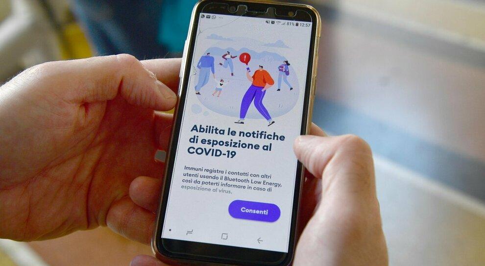 App Immuni, nel Lazio nuovo sistema per migliorare le registrazioni dei positivi