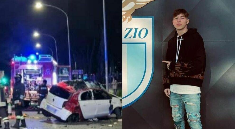 Roma, morto un 19enne in un incidente sulla Togliatti: gravi i due amici in macchina con lui