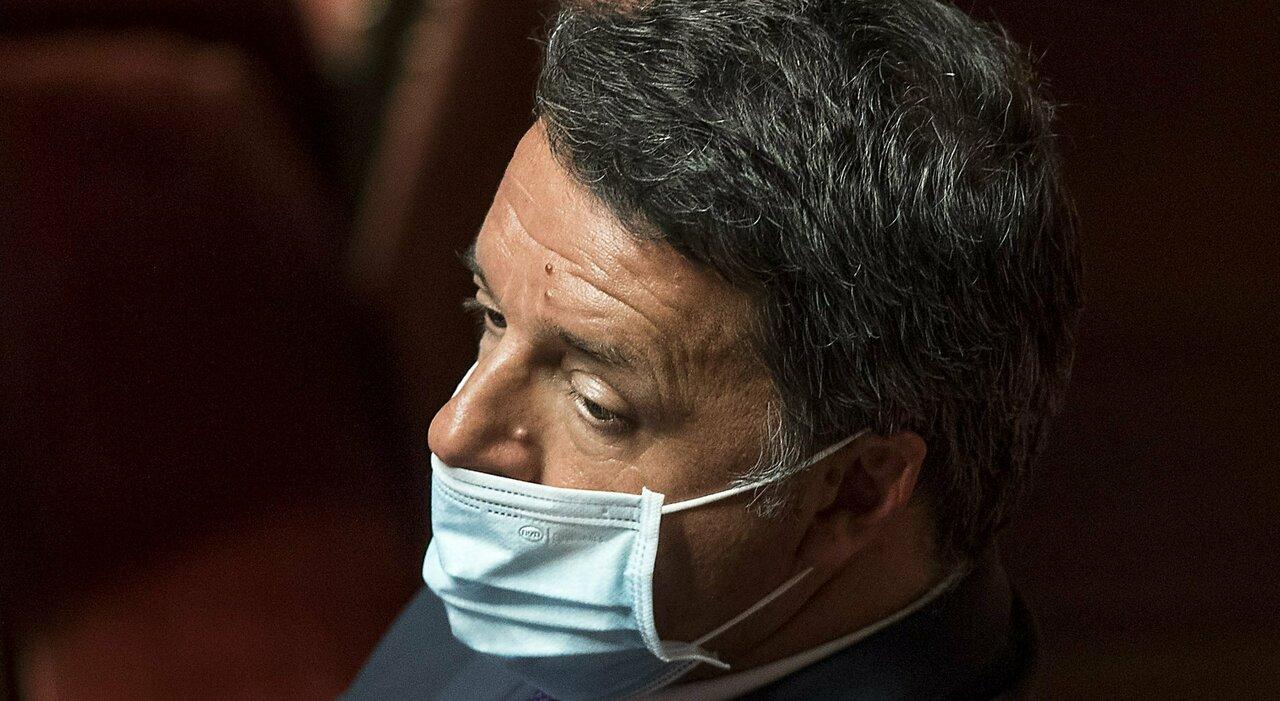 Renzi: «M5S non mollerà il governo. Ddl Zan, vedo segnali dal Pd»