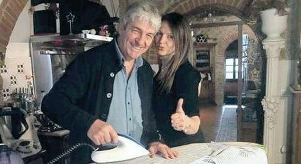 Paolo Rossi, la moglie Federica Cappelletti: «Il furto un gesto vile aggiunge altro dolore»