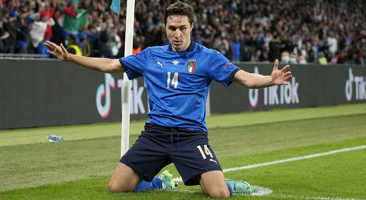 Euro2020, è Chiesa l'anti Sterling: Mancini punta sul figlio d'arte