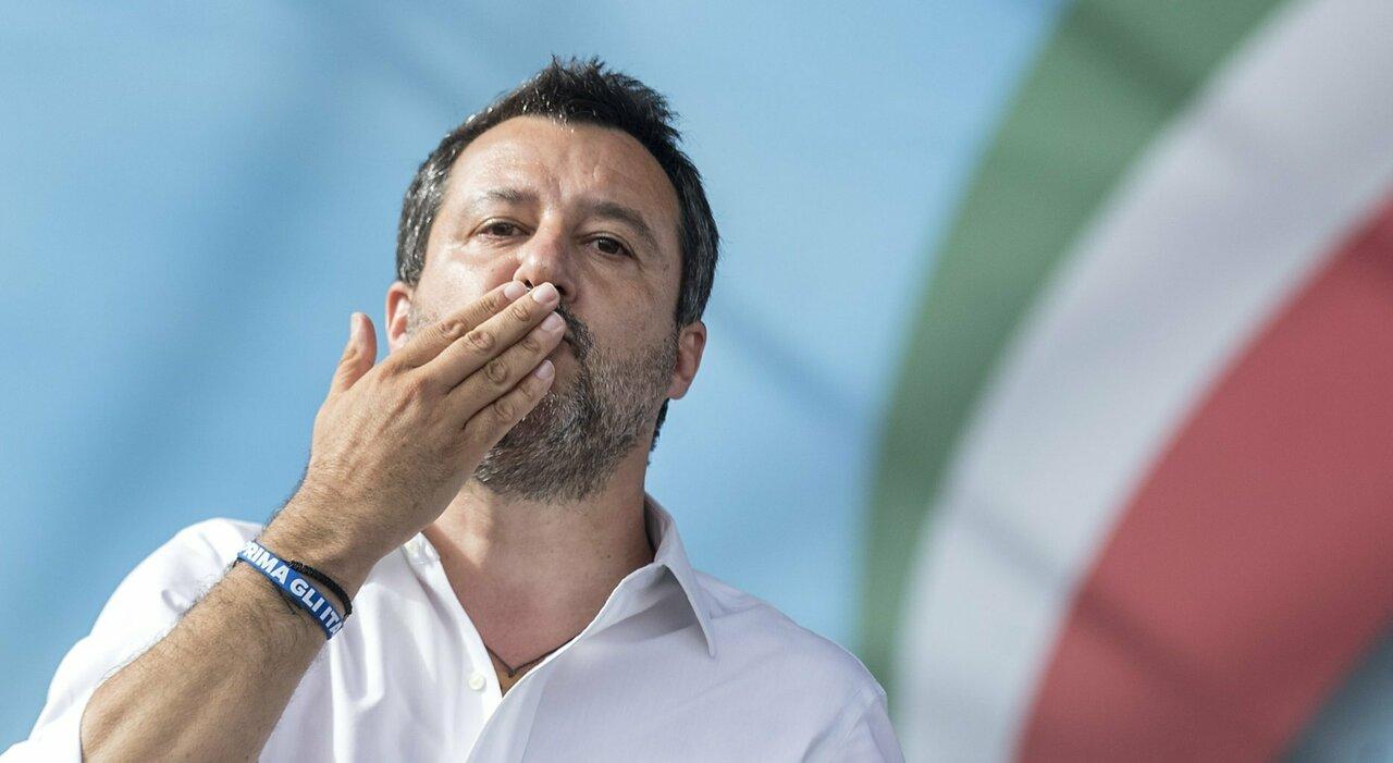 Salvini, scontro con le toghe: «Rispettino la Costituzione»