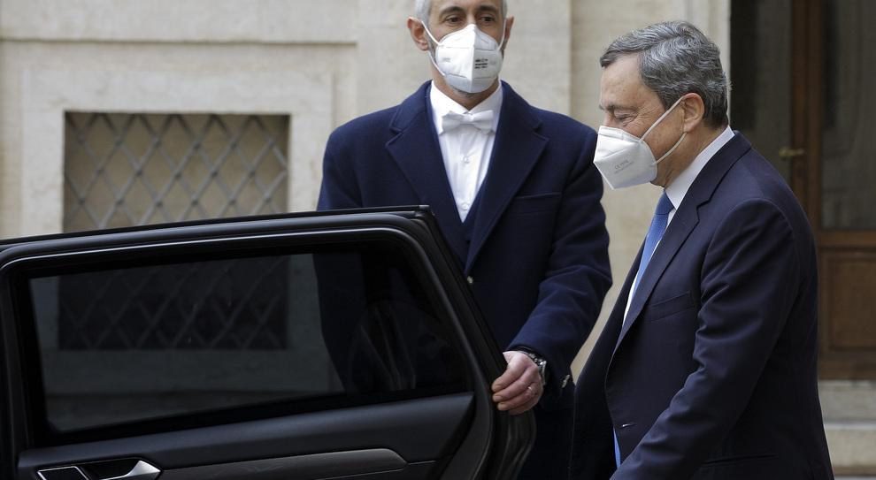 Governo Draghi, oggi le consultazioni: esecutivo con tecnici e politici