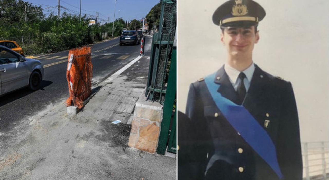 Incidente auto-moto, centauro si schianta sulla nuova barriera: vittima un colonnello dell Esercito