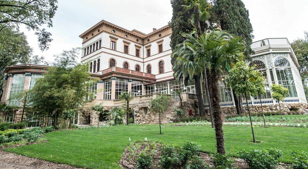 Villa Blanc, sede della Luiss Business School