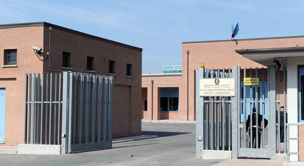 Il carcere di Vazia